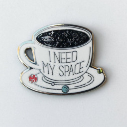 Значок I need my space