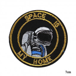 Нашивка Space is my home