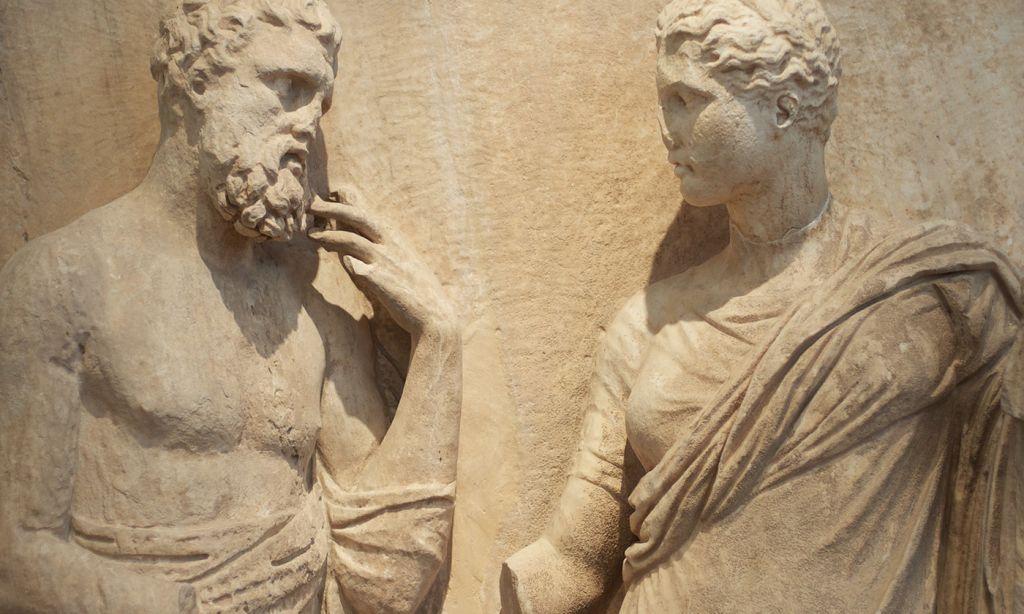 Откуда взялись древние греки?