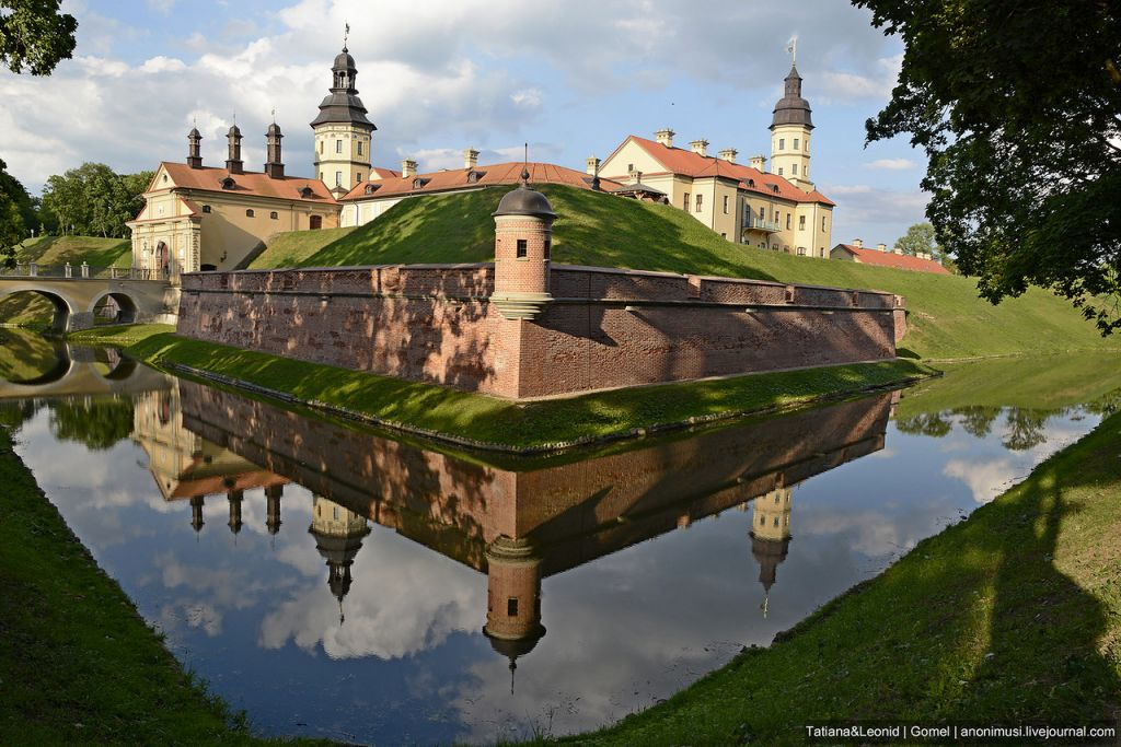 Несвижский замок. Белоруссия