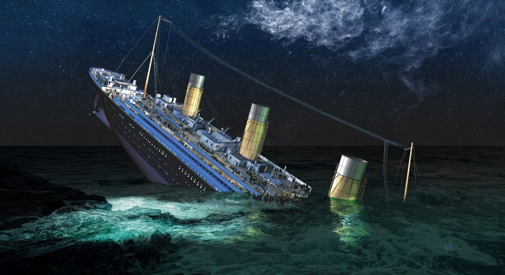 most famous tragedies the titanic Rms titanic, perhaps the most famous ship that ever sailed, hit an iceberg, and the next morning — april 15, 1912 — sank beneath the north atlantic waves.