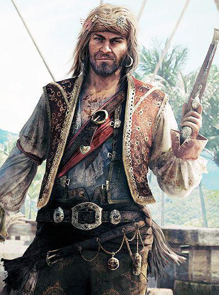 Жизнь и смерть пирата Джека Рэкхема