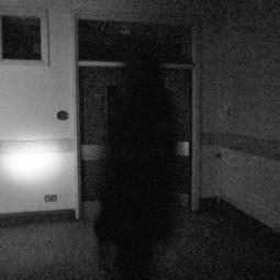 Призрак в психбольнице
