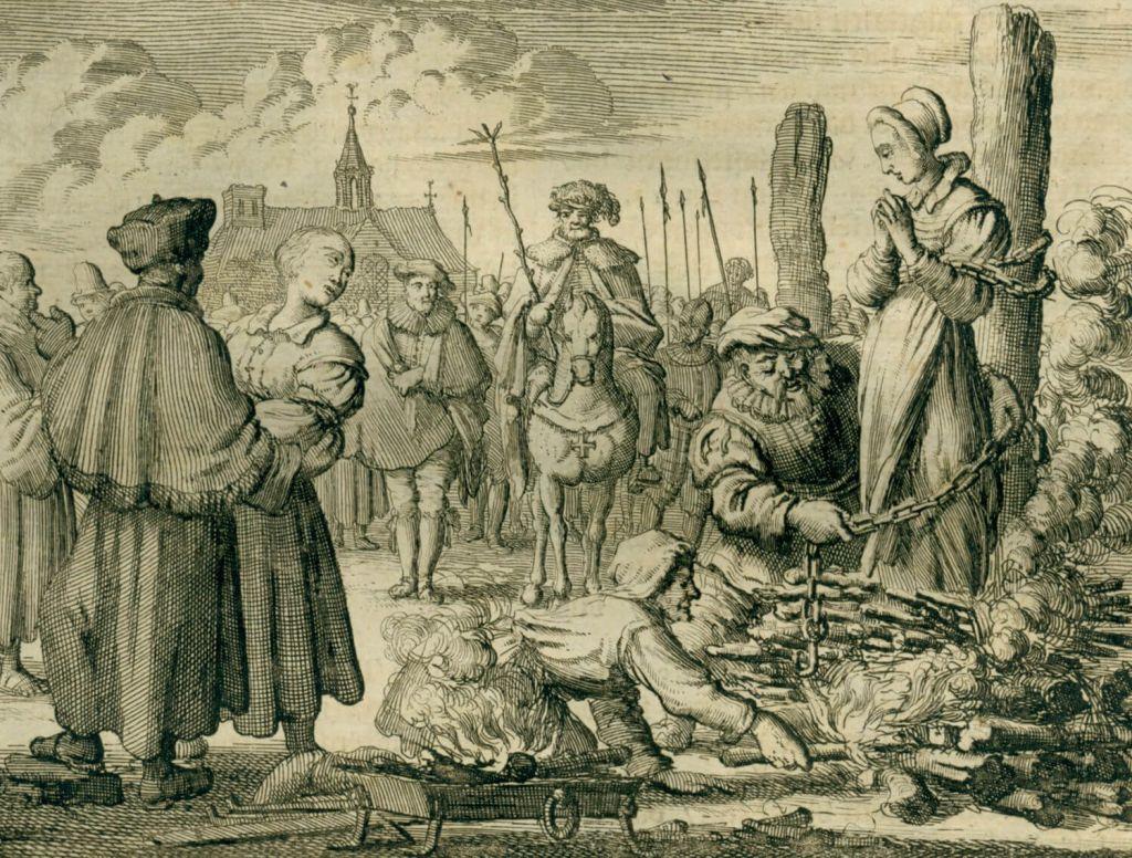 Сексуальная инквизиция в рисунках