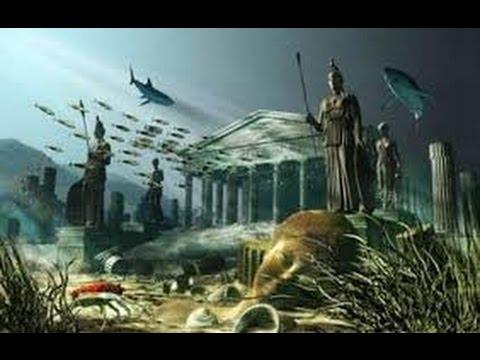 Атлантида. Новая глава в поиске утраченной цивилизации. Утраченные миры.