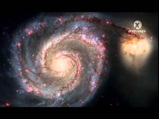 """Вселенная сквозь призму телескопа """"Хаббл"""". (Серия 2)"""