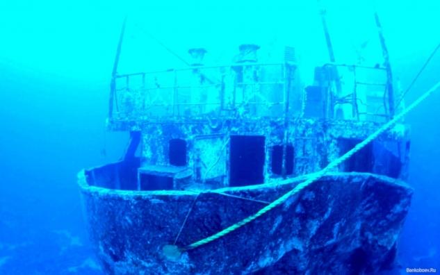 Тайна погибшего эсминца. Загадки второй мировой войны. Затерянные миры