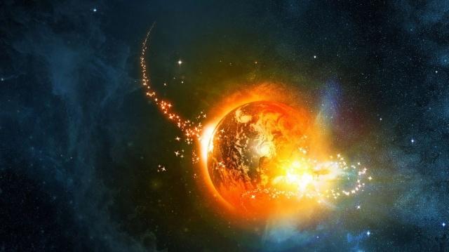 Рождение Солнца. Солнечная система