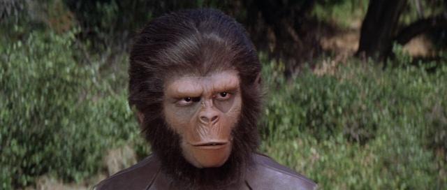 Планета обезьян (1968)