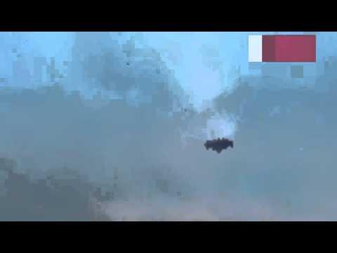 Видео НЛО в небе США