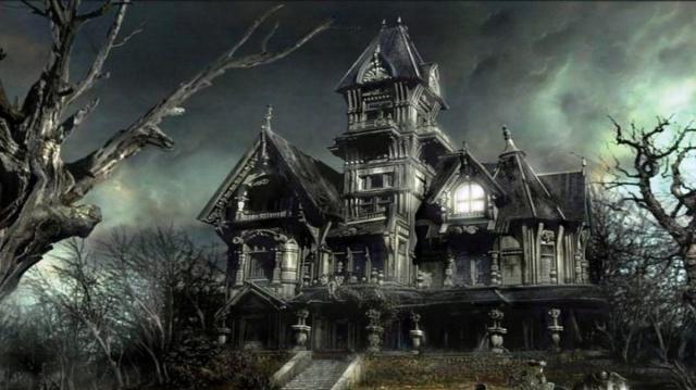 Замки с привидениями Ирландия