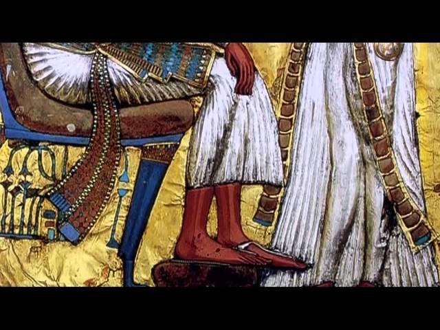 Древний Египет. Цветок в пустыне