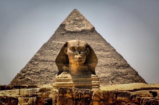 Египетская тайна открыта! Сфинкс и Пирамиды фальшь?