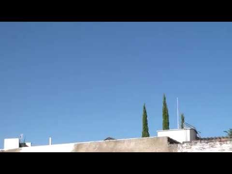 Три НЛО над Мексикой видео