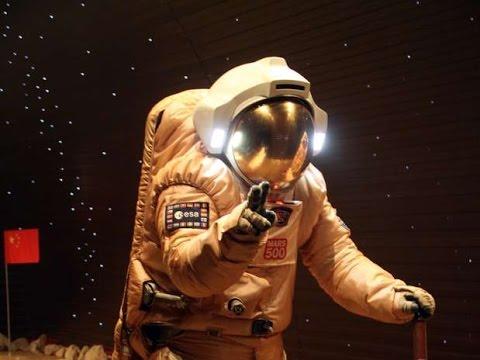 """Уникальный эксперимент """"Марс-500"""""""
