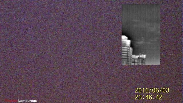 НЛО в Ванкувере видео