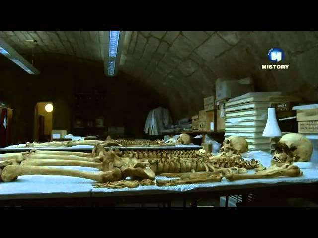 Тени Средневековья Потерянная часовня Ричарда III 1 Серия