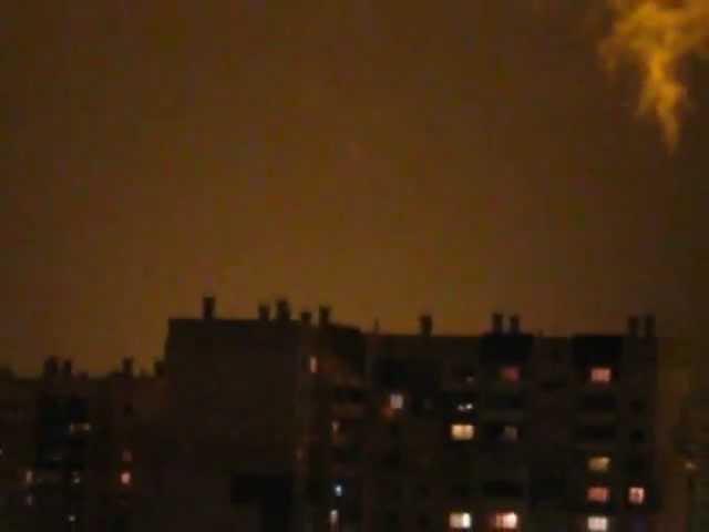 Видео НЛО над Челябинской облостью