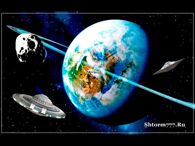 НЛО - контролируют Землю? Реальное видео - свидетельства.