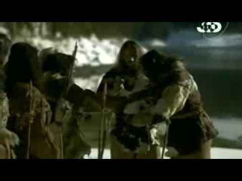 Битва неандертальца и кроманьонца