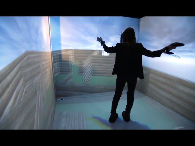 Виртуальная реальность. Большой скачок.