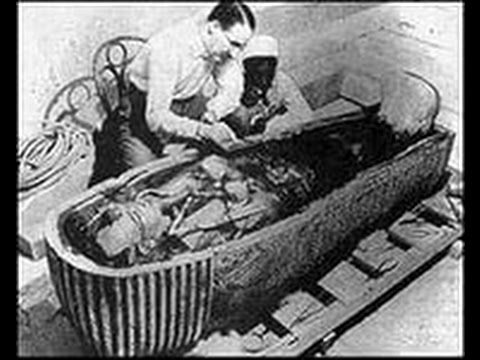 """""""Секретные истории"""":   Проклятия египетских фараонов"""