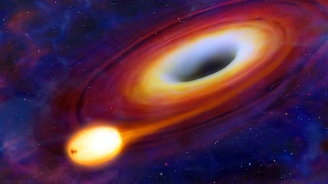 Строение Вселенной. Зарождение и гибель звёзд