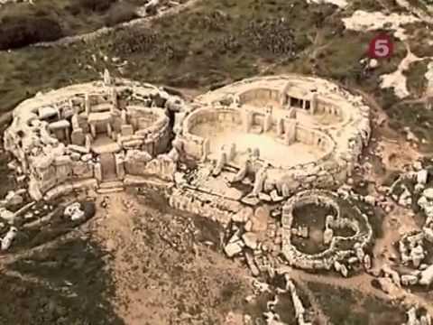 Древние храмы Мальты.  Самые загадочные места земли.