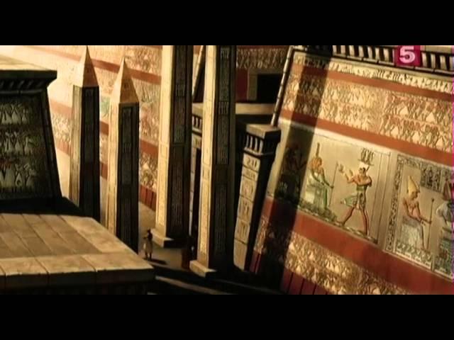 Живая история — «Тутанхамон: тайна убийства»