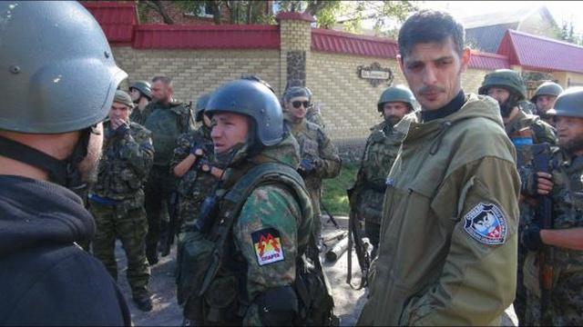 Спартанцы Донбасса. Политический детектив