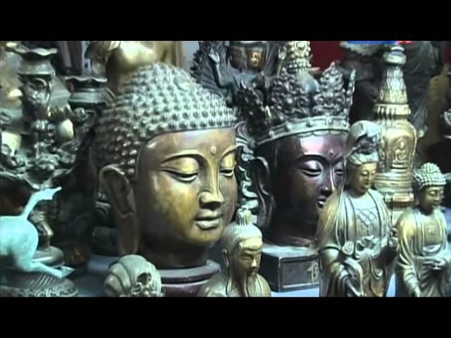 Будда на Шелковом пути