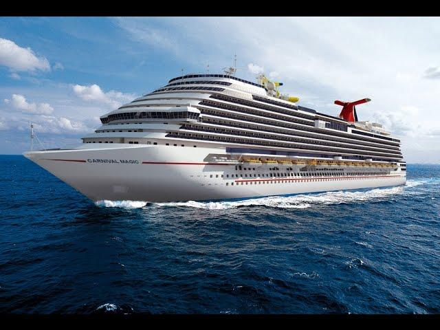 Чудеса инженерии: Круизный корабль
