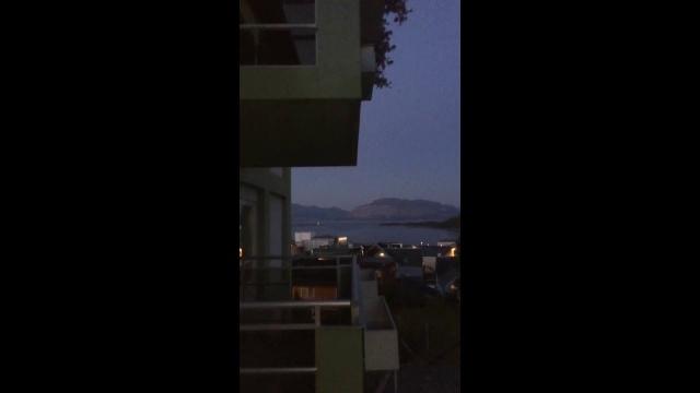 Видео НЛО в Норвегии