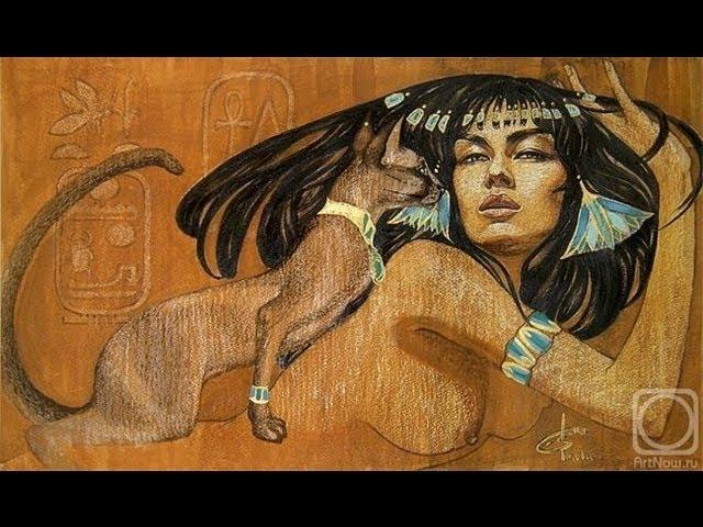 """Древний Египет. Раскрытие Египетской Тайны. Великий Обман """"Древнего Египта"""""""