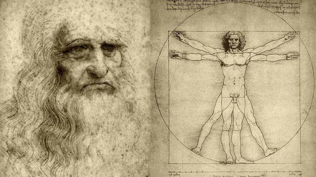 Леонардо  Да Винчи. Теневая Сторона Выдающегося Человека.