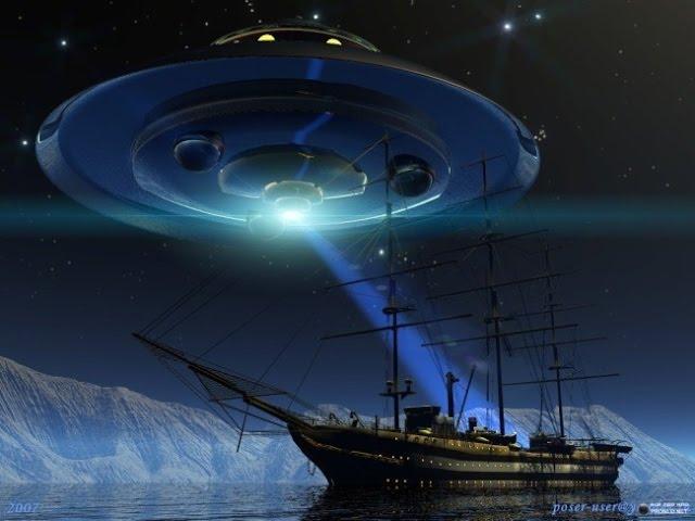 НЛО над Европой Неизвестные истории 2 серия