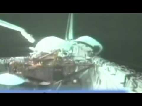 Настоящие видео НЛО в космосе