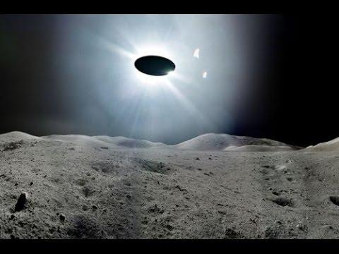 Неопознанные летающие объекты (НЛО) - реальное видео НЛО