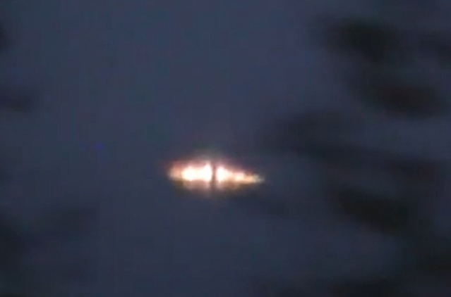 Видео НЛО в Казани