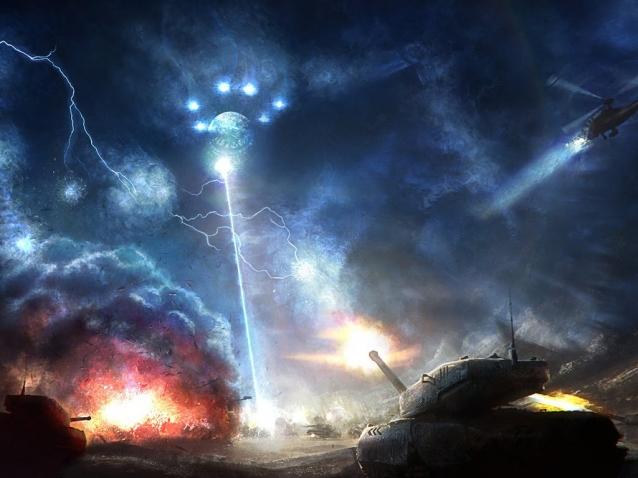 НЛО. Угроза Хищников из Вселенной.