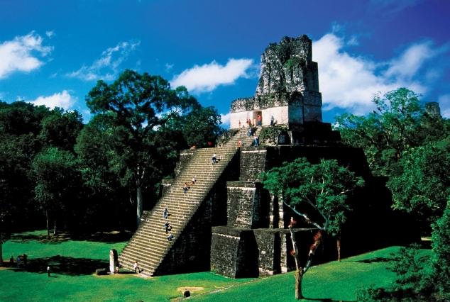 Неизвестная Планета. Завещание древних Майя (Полная Версия)