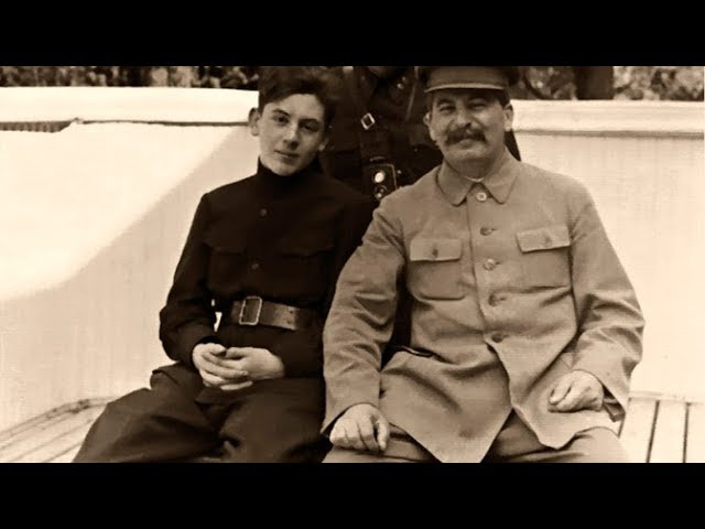 Василий Сталин. Расплата за отца. Загадки века