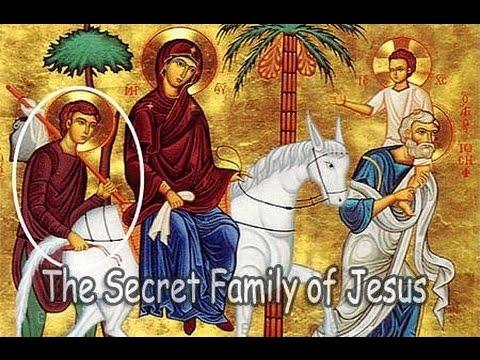 Тайная семья Иисуса
