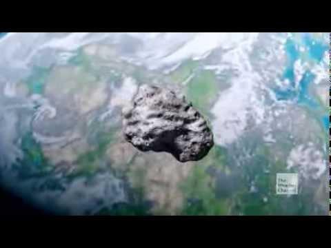 Крайности космической погоды. 4 серия. Метеоры