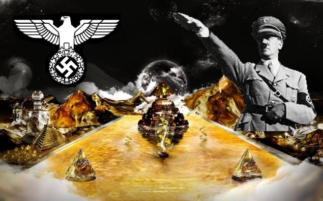 Мастер тайных знаний. Волшебный глаз Третьего рейха. Секретные истории.