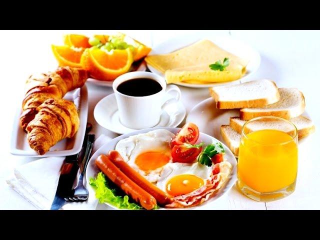 Полезные завтраки. Теория заговора