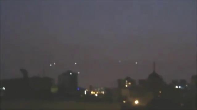 Видео НЛО в Сантьяго
