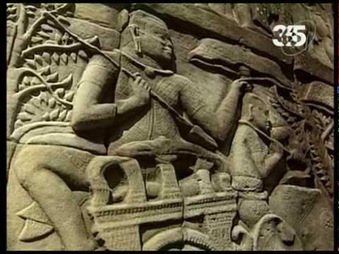 Потерянные духи Камбоджи. Тайны древности.