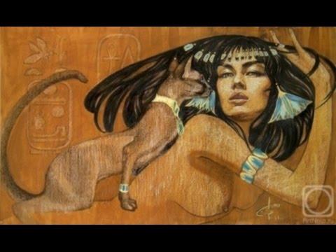 Сексуальная жизнь древних  Египет
