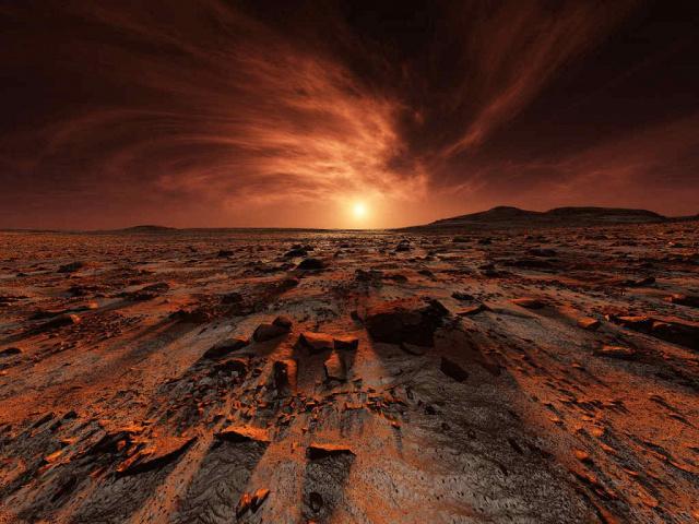 Космические первопроходцы - Марс. Discovery